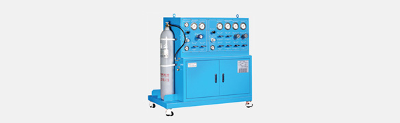 High pressure test system korea